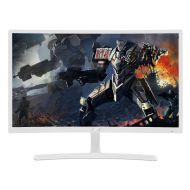 Acer ED273 wmidx 27 Full HD (1920 x 1080) Curved 1800R VA Monitor with AMD FREESYNC Technology - 4ms | 75Hz Refresh Rate | HDMI, DVI & VGA port