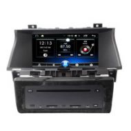 "Android 8"" Car DVD Player GPS Navigation System for Honda Accord 2008 -2013 Steering wheel control"