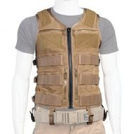Atlas 46 AIMS Saratoga Vest Universal Chest Rig - Small, Black | Hand Crafted in The USA