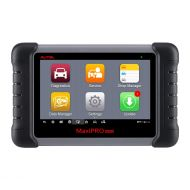 Autel Scanner MaxiPRO MP808 Diagnostic Tool Upgrated DS808 Scan Tool OE-Level Automotive Full System with Bi-Directional Control 18 Special Features Including AutoVIN, Key Coding,