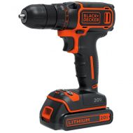 BLACK+DECKER BDCDD120C 20V MAX Lithium Single Speed DrillDriver