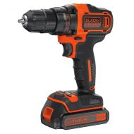 BLACK+DECKER BDCDD220C 20V MAX Lithium 2-Speed Drill/Driver