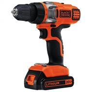 BLACK+DECKER Black & Decker LDX220C 20V MAX Lithium 2 Speed DrillDriver