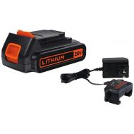 BLACK+DECKER Black & Decker LBXR20 20-Volt Max Lithium-Ion (2-Battery Packs 2YEARWARRANTY)