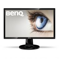 BenQ GL2460HM 24 Inch 1080p LED Gaming Monitor, 2ms, HDMI, DVI, Built-In Speakers, Eye Care Technology, Low Blue Light, ZeroFlicker, Energy Star Certified Monitor, VESA mountable