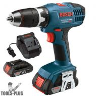 Bosch DDBB180-02-RT 18V Cordless Lithium-Ion 12 Compact Drill Driver Mfr. Refurbished