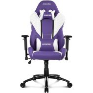 By AKRacing AKRacing Core Series SX Gaming Chair with High Backrest, Recliner, Swivel, Tilt, Rocker and Seat Height Adjustment Mechanisms with 510 Warranty - Black