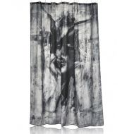 Carolina Gynning Looking For You Shower Curtain