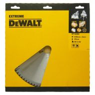 DEWALT Dewalt DT4288-QZ 12/30mm 80TFZ Construction Circular Saw Blade