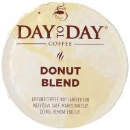 Day 2 Day Day to Day Single Serve Coffee Cups, Donut Blend, 24 Count