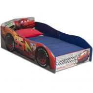 Disney Pixar Cars Wooden Toddler Bed by Delta Children