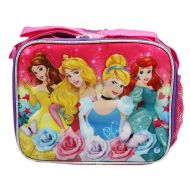 Disney Princess Belle Ariel Cinderella and Aurora Insulated Lunch Bag