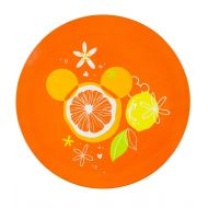 Disney Parks Mickey Mouse Icon Citrus Serving Tray New