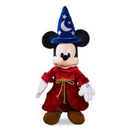 Disney Sorcerer Mickey Mouse Plush - Fantasia - Medium