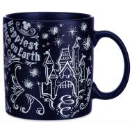 Disney Parks Beauty & The Beast Be Our Guest Mug