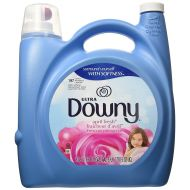 Downy Ultra Fabric Softener, Surround Yourself with softness, April Fresh Scent - 196 Loads, 170 Fl Oz (1.32 Gal)