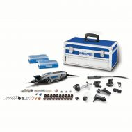 Dremel 4300-964 Variable Speed Rotary Tool with 9 attach. and 64 access.