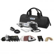 Dremel MM40-03 2.5-Amp Multi-Max Oscillating Ultimate Tool Kit with 29 Accessories
