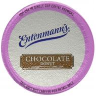 Entenmanns Chocolate Donut Flavor K-Cup Coffee, 80 Count