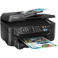 Epson WorkForce WF-2660 All-In-One Wireless Color Printer with Scanner, Copier and Fax