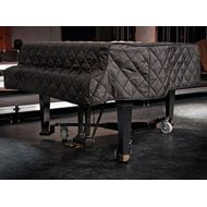 GRK Manufacturing Steinway Grand Piano Cover - Model O 510-3/4 - Black Quilted