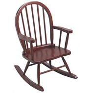 GiMark 3600C Childrens Windsor Rocking Chair inColor, Cherry, Cherry