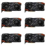 GIGABYTE 6 packs of Gigabyte Radeon RX VEGA 56 GAMING OC 8G Graphic Card - GV-RXVEGA56GAMING OC-8GD