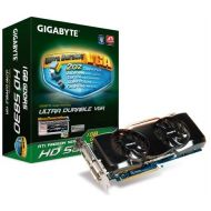 Gigabyte GIGABYTE ATI Radeon HD5830 1 GB DDR5 2DVIHDMIDisplayPort PCI-Express Video Card GV-R583UD-1GD