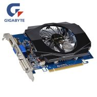 [직배송][추가금없음]Gigabyte GIGABYTE GT630 2GB Video Card GV-N630-2GI 2GD3 128Bit GDDR3 Graphics Cards for nVIDIA Geforce GT 630 D3 HDMI Dvi Used VGA Cards