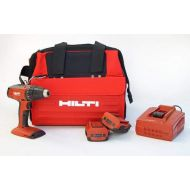 HILTI Hilti 03474876 SFC 18-A CPC 18-volt Cordless Compact DrillDriver with Tool Bag and Keyless Chuck