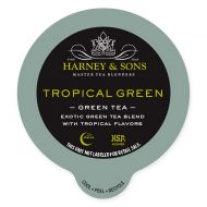 24-Count Harney & Sons Tropical Green Tea