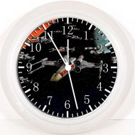 IKEA New Starwars Wall Clock 10 Will Be Nice Gift and Room Wall Decor W162