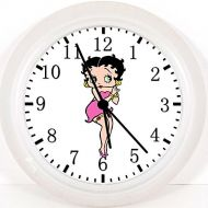 IKEA New Betty Boop Wall Clock 10 Will Be Nice Gift and Room Wall Decor Z61