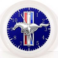 IKEA New Mustang Wall Clock 10 Will Be Nice Gift and Room Wall Decor Z162