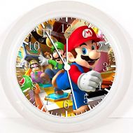 IKEA New Super Mario Wall Clock 10 Will Be Nice Gift and Room Wall Decor Z41