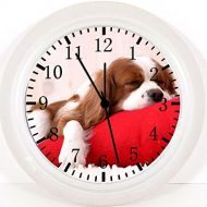 IKEA Cavalier King Charles Spaniel Wall Clock 10 Will Be Nice Gift and Room Wall Decor W227