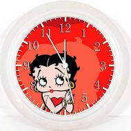 IKEA New Betty Boop Wall Clock 10 Will Be Nice Gift and Room Wall Decor W238