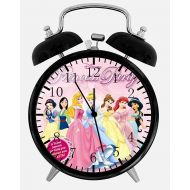 /IKEA New Disney Princesses Alarm Desk Clock 3.75 Room Decor Y91 Will Be a Nice Gift
