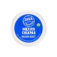 Java Trading Co. Java Trading Organic Mexico Chiapas Single Serve Cups 100% Organic Arabica Coffee, 10Count