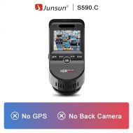 Junsun 4K Ultra HD WiFi Car Dash Cam 2160P 60fps ADAS Dvr with 1080P Sony Sensor Rear Camera Night Vision GPS Dual Lens Dashcam