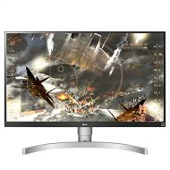 LG 27UK650-W 27 4K UHD IPS Monitor with HDR10 and AMD FreeSync Technology (2018)
