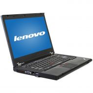 Refurbished Lenovo Black 14 T420 Laptop PC with Intel Core i5-2520M Processor, 6GB Memory, 500GB Hard Drive and Windows 10 Pro