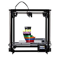 Lightinthebox Flsun-F2 DIY 3D Printer KIT Large Printing Size 260*260*350mm Touch Screen Auto Level Heated Bed One Roll Filament