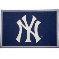 MLB New York Yankees Soft Area Rug with Non-Slip Backing by Delta Children