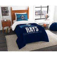 MLB Tampa Bay Rays Grand Slam Comforter Set
