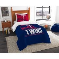 MLB Minnesota Twins Grand Slam Comforter Set