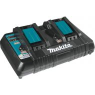 Makita DC18SF 18V Lithium-Ion Rapid Optimum 4-Port Charger, 1-Pack