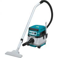 Makita XCV06Z 18V X2 LXT Lithium-Ion Brushless Cordless 2.1 gallon WetDry Dust ExtractorVacuum - Tool Only