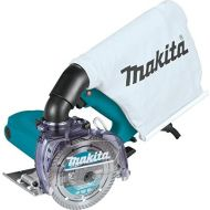 Makita 4100KB 5 Dry Masonry Saw, with Dust Extraction