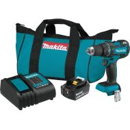 Makita XFD061 18V LXT Lithium-Ion COMPACT Brushless Cordless 12 Driver-Drill Kit (3.0Ah)